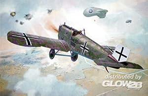 Roden 433 - Maqueta de Junkers D.I (escala 1/48) Importado de Alemania