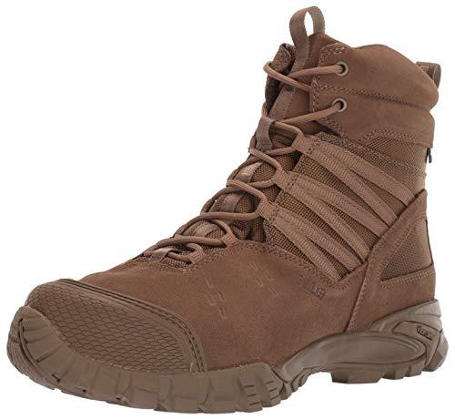 """5.11 Men's Union 6"""" Waterproof Tactical Boot Hiking, Dark Coyote, 10.5 Wide US"""