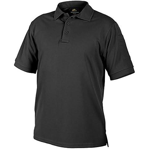 Helikon Urbano Tácticos Línea Polo Camiseta TopCool Negro tamaño S