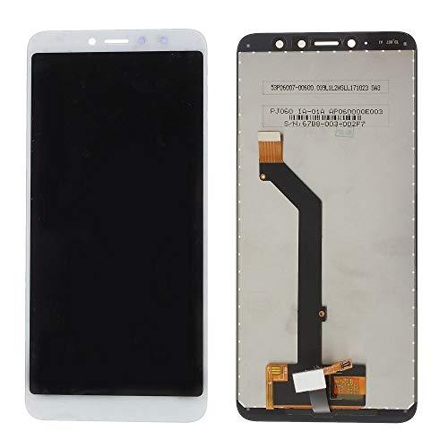 """LeHang Pantalla LCD y ensamblaje Completo del digitalizador para Xiaomi Redmi S2 5.9""""(Blanco)"""