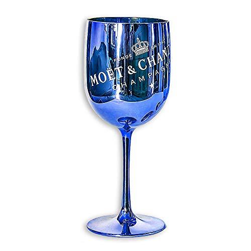 Moët & Chandon Ice Imperial Champagnerglas - Kunststoff (Blue, 1)