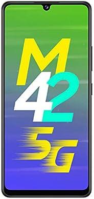 Samsung Galaxy M42 5G (Prism Dot Black, 6GB RAM, 128GB Storage)