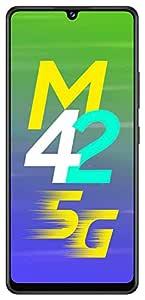 Samsung Galaxy M42 5G (Prism Dot Black, 8GB RAM, 128GB Storage)