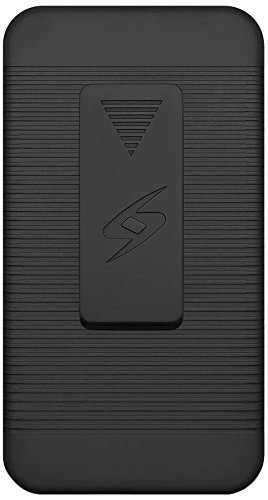 Amzer Shellster - Black for BlackBerry Z30