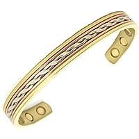 Magnetisches Armband in Kupfer mit Magneten - Oxalis Modell preisvergleich bei billige-tabletten.eu