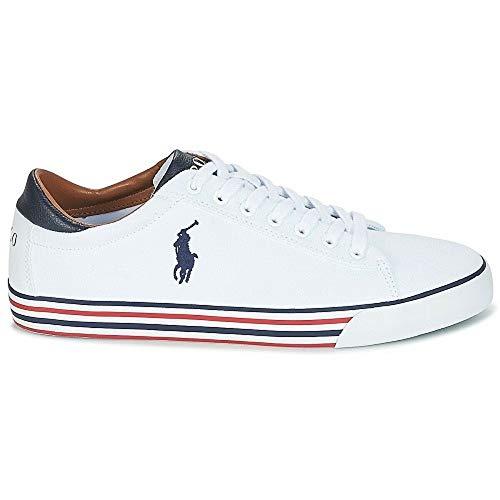 POLO Ralph Lauren - Sneakers - Herren - Sneakers Harvey Stripe Sohle weiß für herren - 44