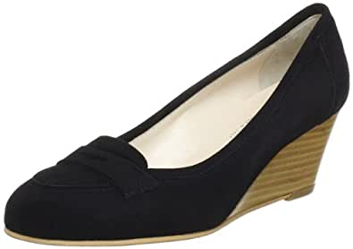 Evita Shoes Pumps geschlossen 41Z72X3120, Damen Pumps, Schwarz (schwarz), EU 37