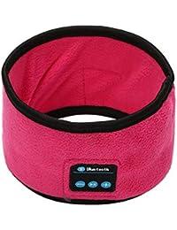 Preisvergleich für Hilai Bluetooth-Headset für den Innen- und Außenbereich, wiederaufladbar, für alle Bluetooth-fähigen Geräte, Schwarz