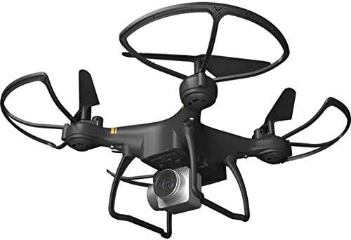 Drone FPV pour Les Débutants avec Un Quadricoptère RC avec Caméra HD 1080P HD WI-FI avec Maintien De L'altitude, Retour d'une Clé, Mode sans Tête, Décollage/Atterrissage À Une Clé Et RetourneHommes ts