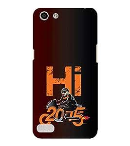 EPICCASE 2015 memories Mobile Back Case Cover For OPPO Neo 7 (Designer Case)