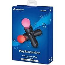 PlayStation Move Motion Controllers - Two Pack(Versión EE.UU., importado)