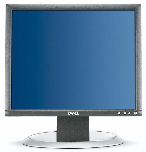 "Dell 1704FPVs 17"" 1280 x 1024 280 cd/m² 26ms VGA DVI Schwarz/Silber TCO03 USB Hub"