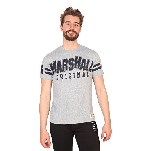 Marshall Original TS_SIXERS T-Shirts Herren GRIGIO