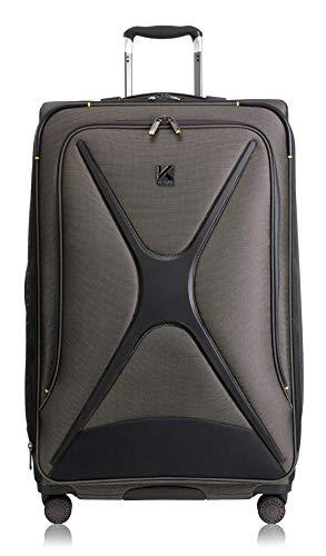 erprise Großer Koffer, Stealth Grey (Grau) - KVS-5001 ()