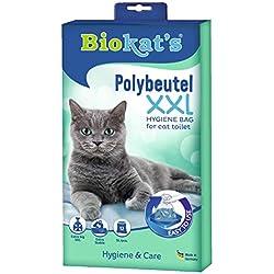 Biokat's Bolsa de Polietileno, 144 Piezas (12 X 12 Bolsas)