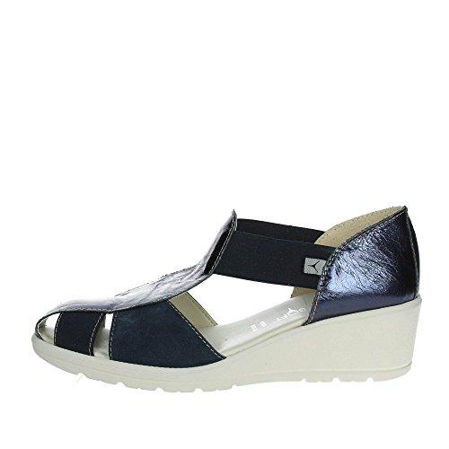 Cinzia Soft 8157LS Sandale Femme Bleu