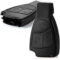 Carcasa con 3 botones para llave con control remoto (para Mercedes Benz Sprinter, Clase C / S / E)