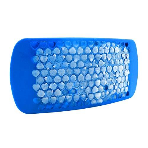 Silikon Eiswürfelschalen, 150 Grids Mini herzförmige kleine Eiswürfel Sommerkühlung Trinken Easy Releaseb Eisform -