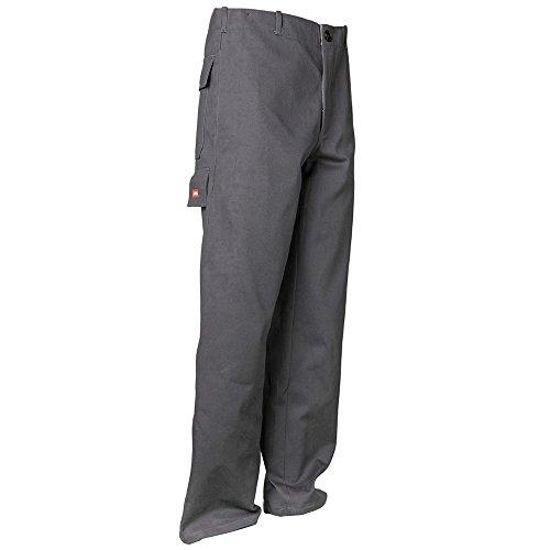 Planam - Pantalon -  Homme Gris