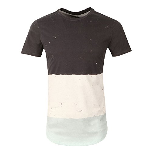 Religion Herren T-Shirt Slash Schwarz