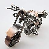 GAL Exquisite Eisen Handwerk Motorrad Modell Ornamente Kreative Boutique-Student Geburtstagsgeschenk...