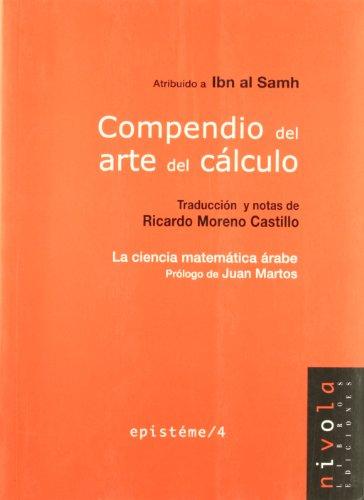 Compendio del arte del cálculo (Epistéme) por Ibn al Samh