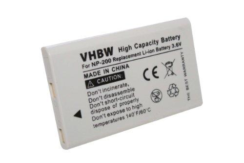 batterie-pour-konica-minolta-konicaminolta-remplace-np-200-pour-dimage-x-xi-xt-xg-xt-biz