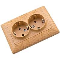 Fabulous Suchergebnis auf Amazon.de für: Holz - Schutzkontaktstecker SD37