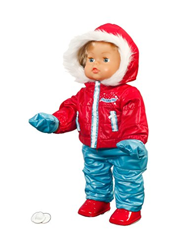 Giochi Preziosi Cicciobello Cammina sulla Neve Bambolotto Gioco Femmina Bimba 649,, 8001444159141