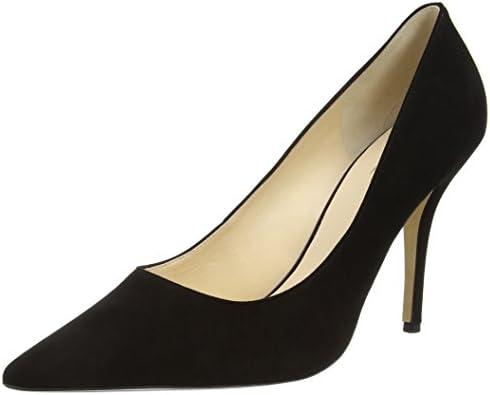 Högl 0-12 9002 - Zapatos de Tacón Cerrados de Terciopelo Mujer
