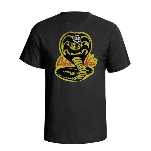 Cobra Kai Mens Movie Inspired t shirt (Cobra Kid Karate Kai T-shirt)