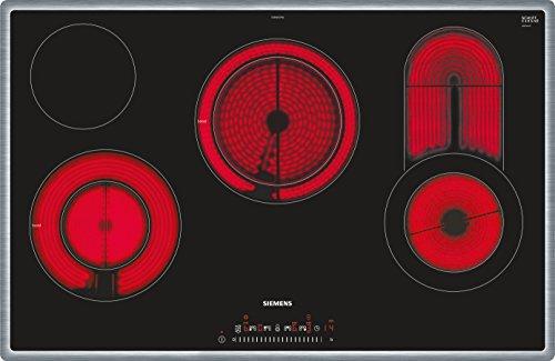 Plaque de cuisson Siemens ET845FCP1D iQ300 /4 foyers /79,5 cm /Vitrocéramique