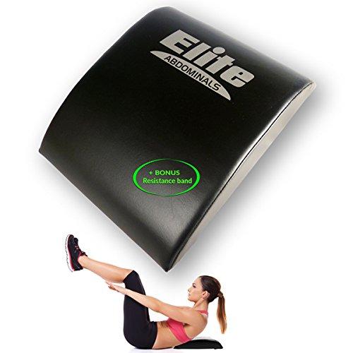 Elite Sportz addominale  tappetini per il fitness - Crossfit ab mat per esercizi addominali - fascia di resistenza bonus incluso