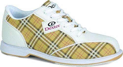 Dexter Damen Ana Bowlingschuhe, Damen, hautfarben, 9.5