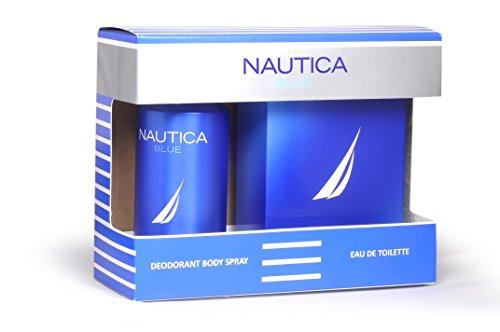 Nautica Blue Set (Eau de Toilette, Deo)