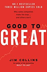Good To Great : Why Some Companies Make The Leap and Others Don't by Jim Collins (2001-10-17)