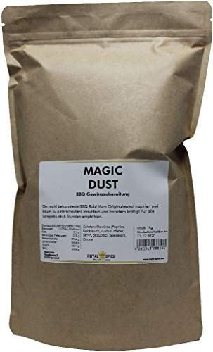 Magic Dust, BBQ-Rub 1 Kg BigPack