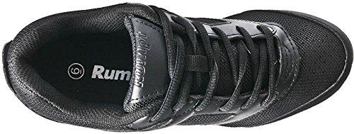 RUMPF Limbo Sneaker Frauen Balletschuh Tanzschuhe Sportschuh schwarz 38 - 4