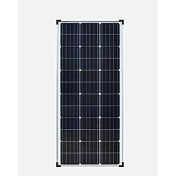 Module solaire enjoysolar® Mono 100W 12V Panneau solaire Idéal pour bateau, mobil-home, jardin häuse