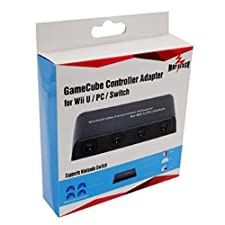 Mayflash - GameCube Controller Adapter (Nintendo Wii U, Nintendo Switch, PC)