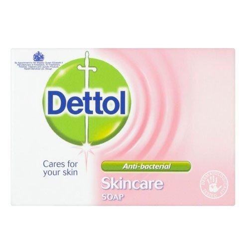 Dettol Bar Soap Skincare 100g Pack of 6 by Dettol