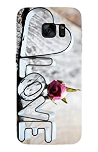 Cell Planet's High Quality Printed Designer Back Cover For SAMSUNG GALAXY S7 EDGE