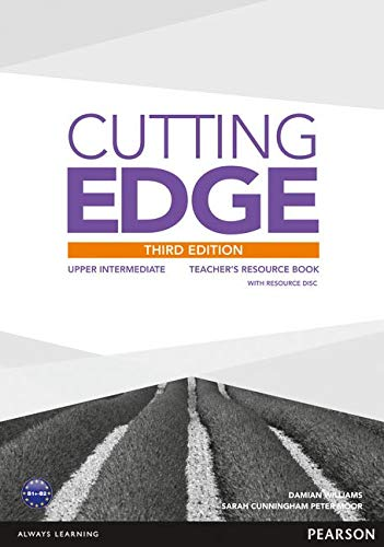 Cutting Edge 3rd Edition Upper Intermediate Teacher's Book and Teacher's Resources Disk Pack