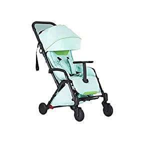 Tao-Miy Lightweight Stroller Buggy, Travel Buggy with Reclinable Backseat Easy Fold Compact Airplane Stroller, (0-36 Months)   8
