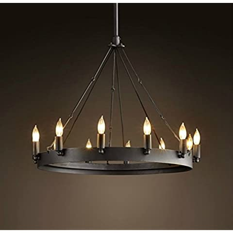 Uno stile moderno e minimalista camera da letto soggiorno ristorante Cafe lampadari luce a soffitto-G651