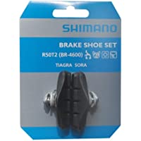 Shimano r50t2Freno Guantes, Negro, 60mm