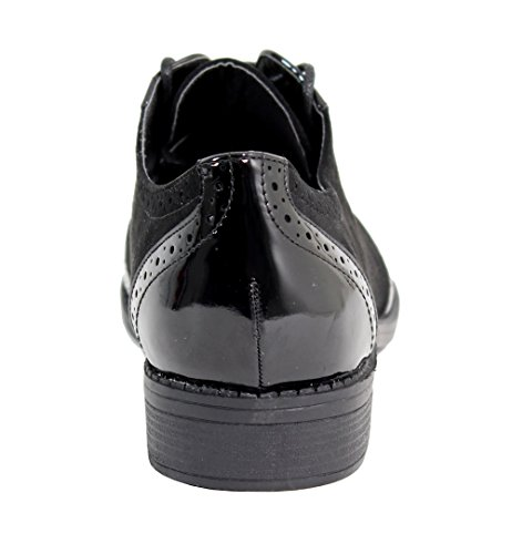 By Shoes, Damen Slipper & Mokassins Schwarz