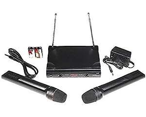 2 micros sans fil VHF XSOUND XS-MP-3