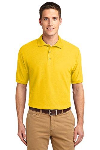 Port Authority -  Polo  - Uomo Sunflower Yellow