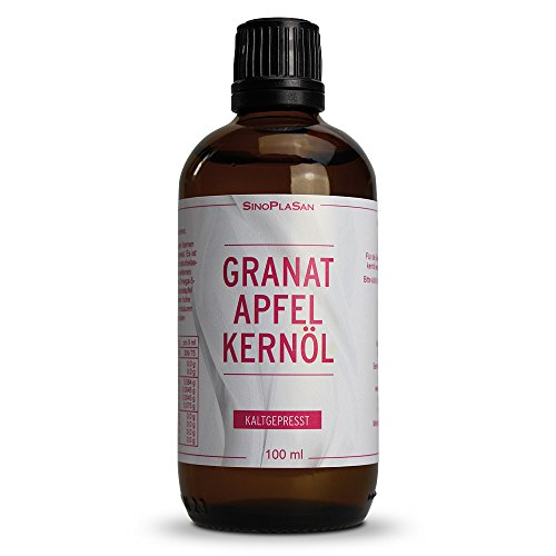 Granatapfelkernöl 100 ml 100% naturrein
